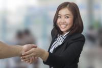 richtig Verhalten im Business in Asien