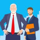 Cholerische Chefs sind ein Problem für Arbeitnehmer.