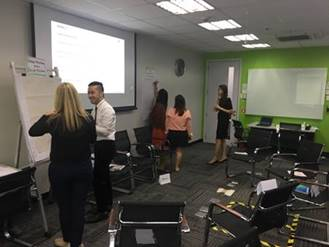 Kommunikations Training in China und Philippinen
