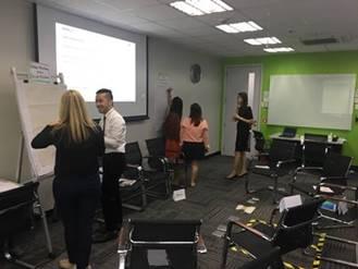 Kommunikations Training in China und Philippinen
