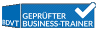 BDVT geprüfter Business Trainer
