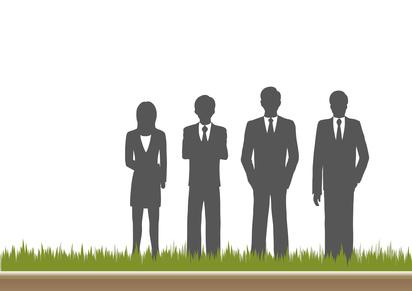 Führungsrollen in Unternehmen