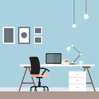 Home Office: Zuhause produktiv sein