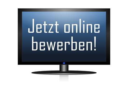 Die Onlinebewerbung