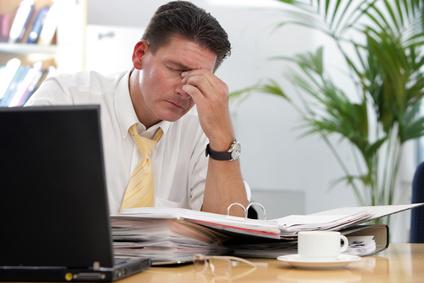 Stress im Beruf